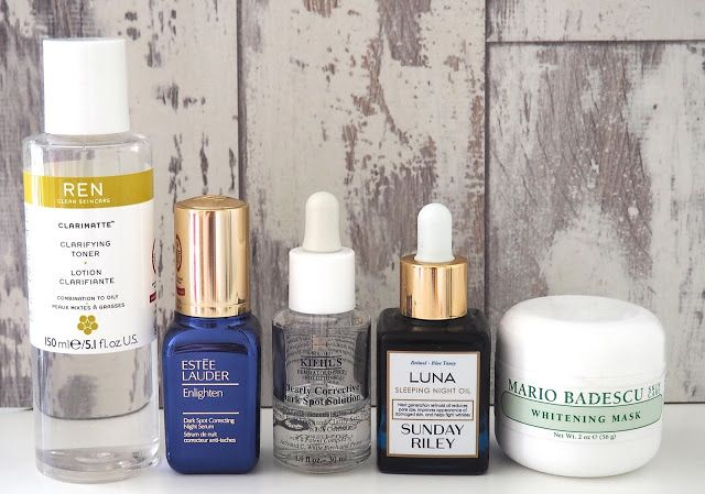 Top 5 Products Tp Help Acne Scarring & Hyperpigmentation http://www.claireellis.co.uk/2016/04/top-5-skincare-products-to-help.html