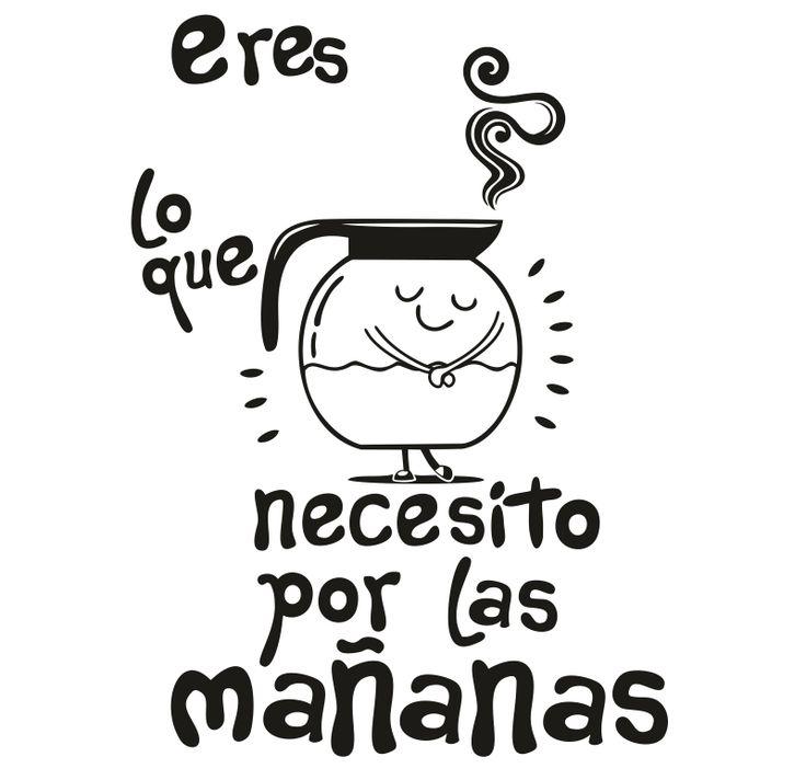 Café por las mañanas