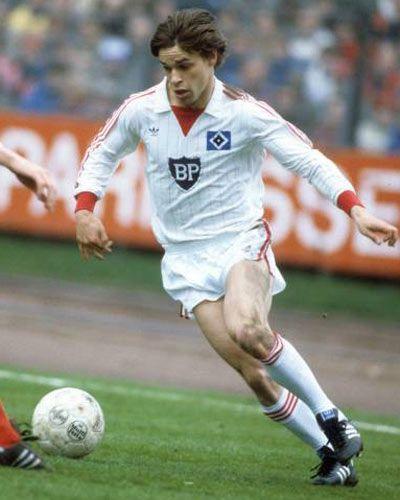 Jürgen Milewski - Hannover 96 u.a. deutscher Nationalspieler