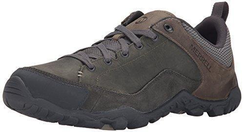 Oferta: 120€ Dto: -27%. Comprar Ofertas de Merrell Telluride Lace Zapatillas de senderismo, Hombre, Gris (Granite), 43 barato. ¡Mira las ofertas!