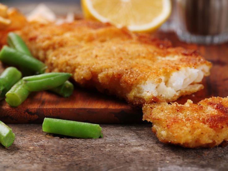 Version maison des fameux bâtonnets de poisson qui plaisent tant aux enfants. Avec une différence... celle-ci est bien plus santé, goûteuse et économique!