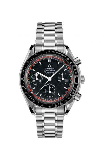 3518.50.00 : Omega Speedmaster Reduced Michael Schumacher