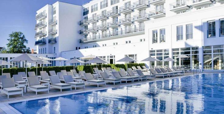 #Steigenberger Grandhotel and SPA, Heringsdorf  #Wellness #SPA