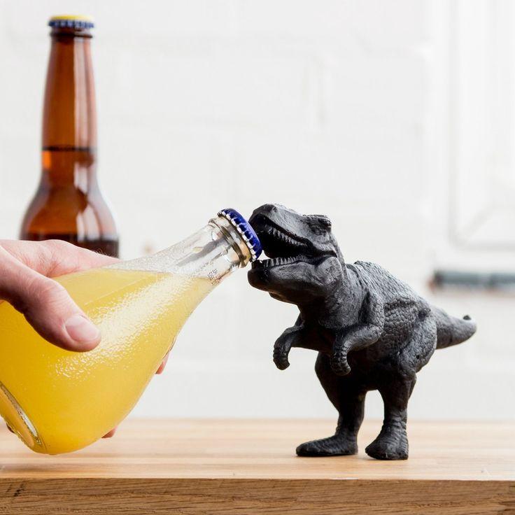 T-Rex Bottle Opener #BottleOpener, #Cool, #Dinosaur