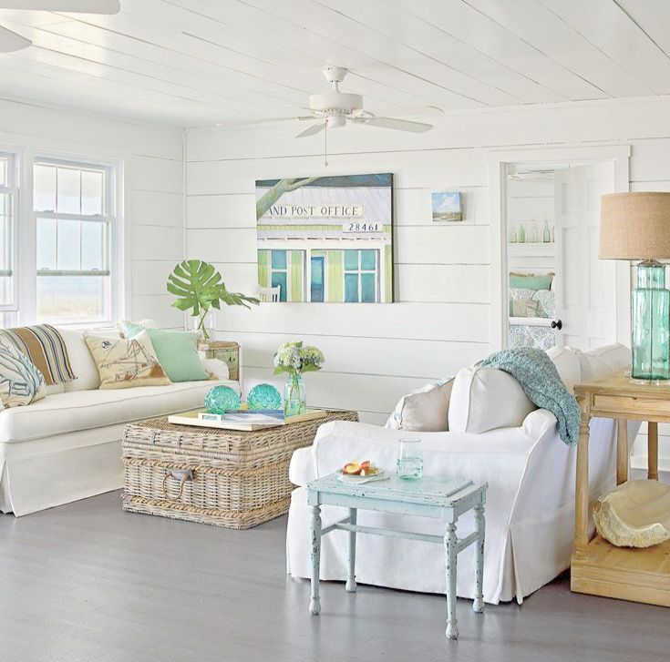 Now That S Sweet Beach Cottage Decorating On A Budget Cool
