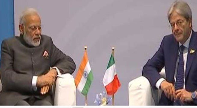 Hamburg: Continuing his meetings with the numerous world leaders, Prime Minister Narendra Modi on Saturday held bilateral talks with South Korean President Moon Jae-in and PM Paolo Gentiloni of Italy on the sidelines of the G-20 summit in Hamburg and talked about several issues of mutual...