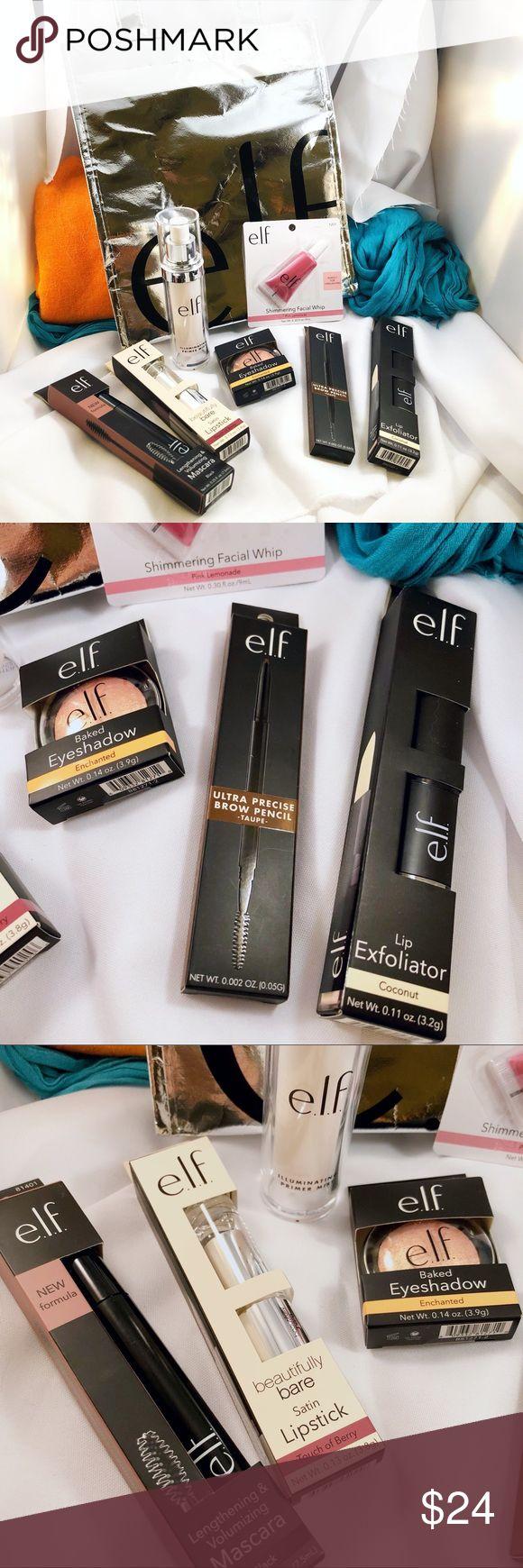 "ELF Cosmetics Custom ""BEST OF"" Bundle 3 All brand new"