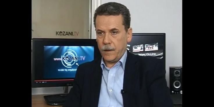 Συνέντευξη Λάζαρου Μαλούτα στο kozanitv
