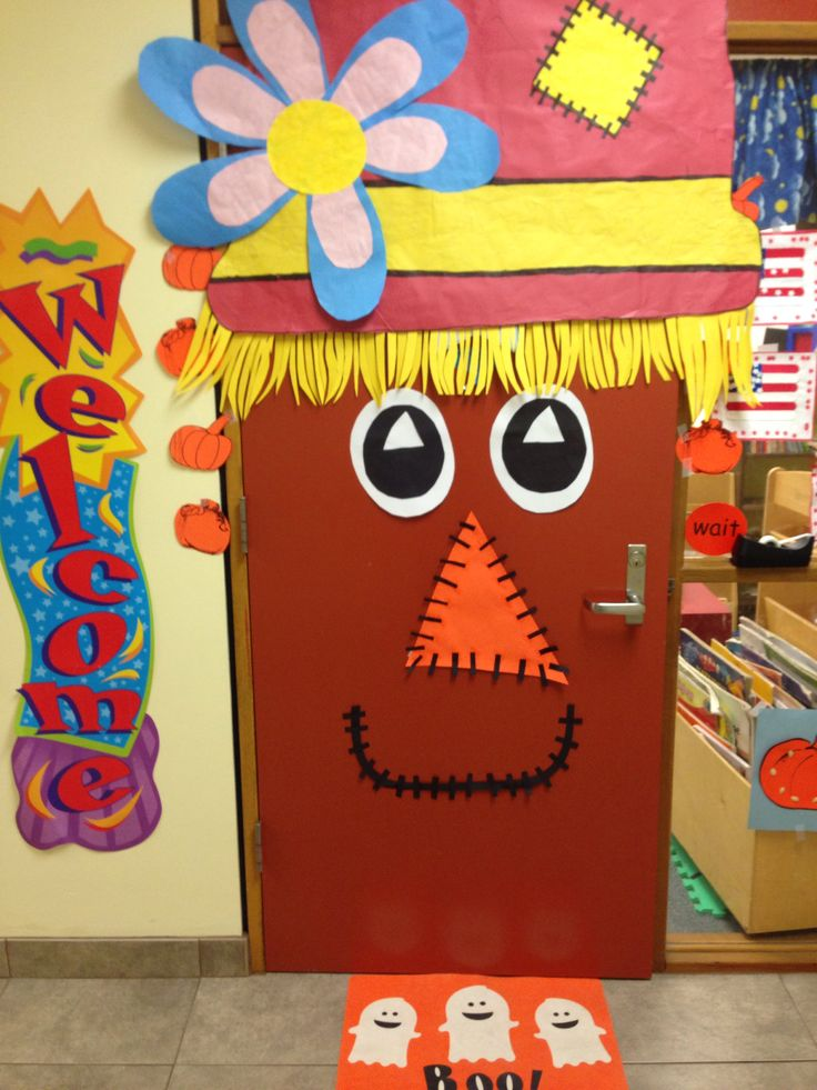 Classroom Door Decoration Ideas For October ~ Best classroom door decorations images on pinterest