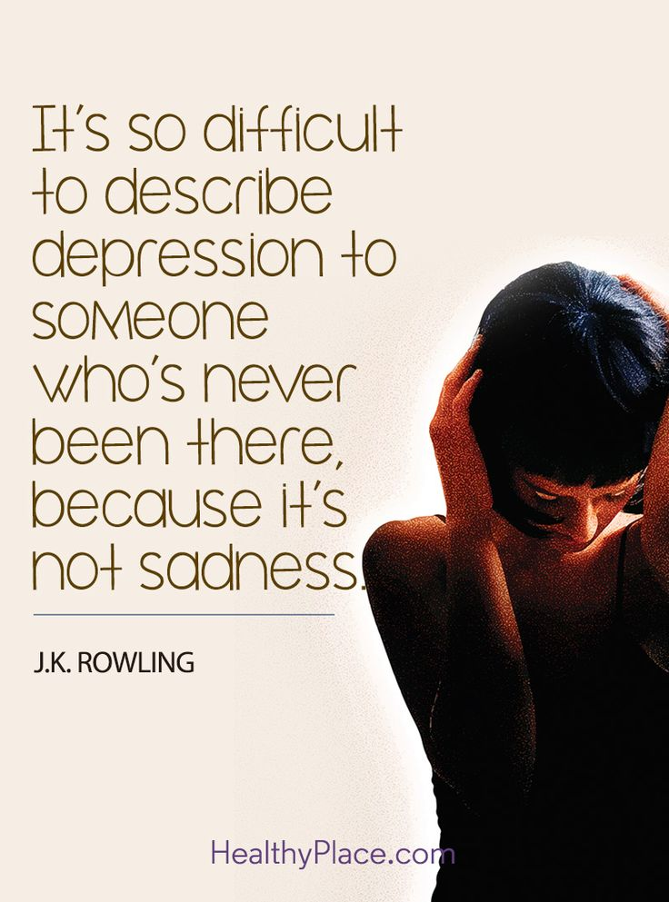 Depression Quotes And Sayings About Depression: Depression Quotes And Sayings About Depression