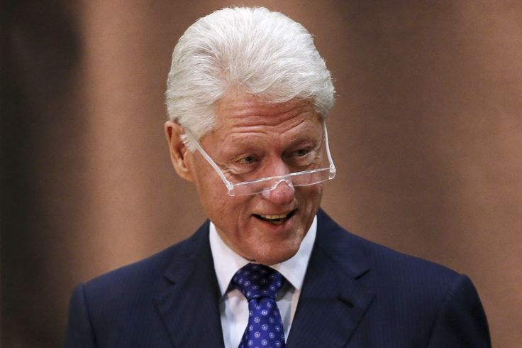 Bill Clinton - Wikimedia Commons via Business Insider