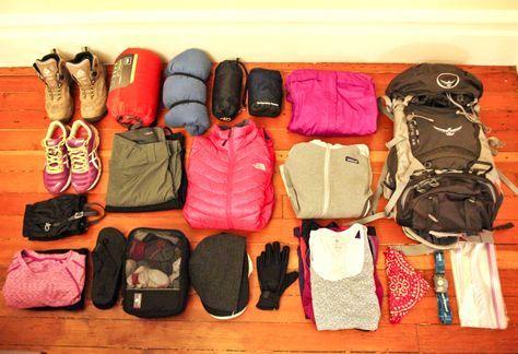 One Week Packing List: Peru and Machu Picchu (Including Inca Trail trek) - via @Stephanie Close Francis Uniacke