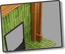 reproduction fireplace inserts