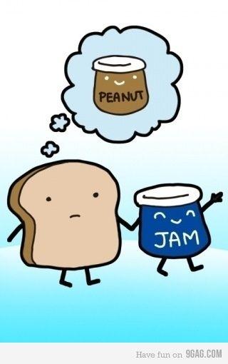 Poor bread...