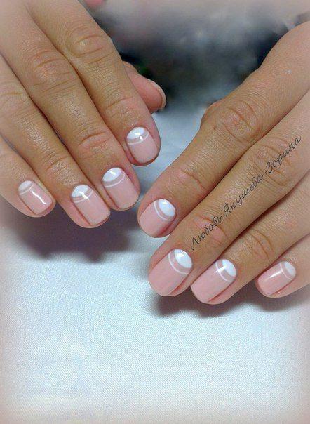 cool Маникюр. Дизайн ногтей. Art Simple Nail...