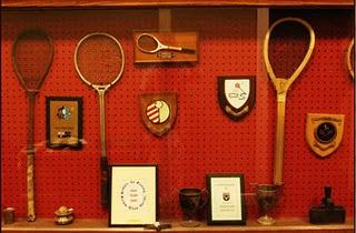 Vintage Racquets.