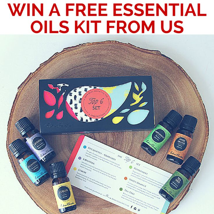 Enter this to win this awesome essential oils kit, 20 winners! Ends 3/23. #sweepstakes