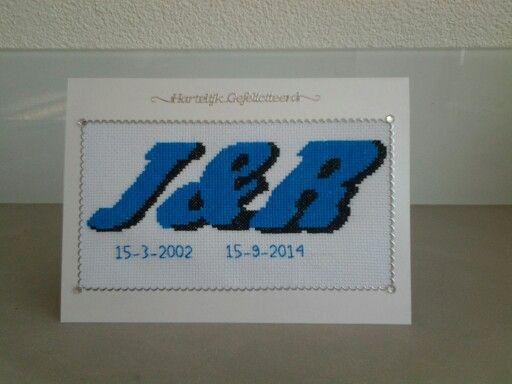 12,5 jarig bestaan J & R bouw 15-9-2014