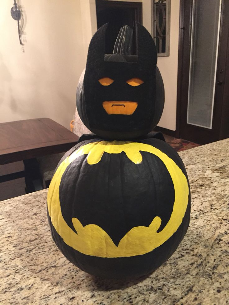 Best 25 Batman Pumpkin Ideas On Pinterest Batman