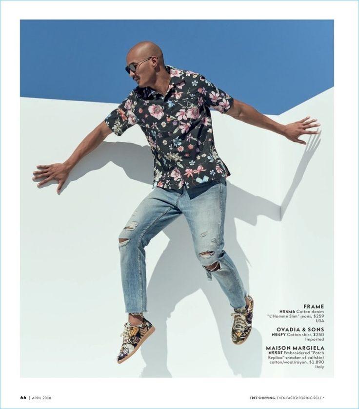 Mejores 168 imágenes de Men's Casual Style en Pinterest