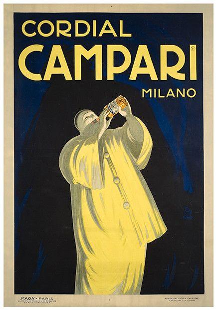 Cordial Campari, Milano
