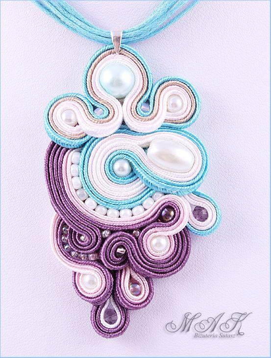 Mak - Biżuteria sutasz: Nowe formy :)