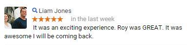 Thanks Liam!  #CustomerService #AllenSamuelsChryslerDodgeJeepRam
