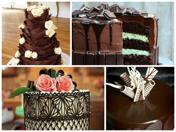 El chocolate es un clásico de la pastelería, y el preferido de cualquier goloso. Decorar una torta con chocolate permite …