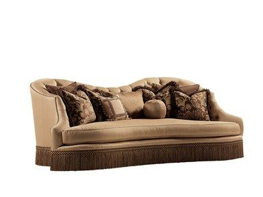 Shop For Marge Carson Scarlett Sofa, And Other Living Room Sofas At Noel  Furniture In Houston, TX. Gorgeous, Curvy Sofa That Is Sure To Impress Any  Guest.