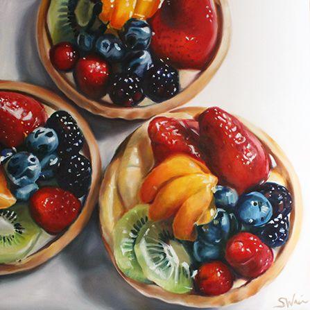 Fruit Tart | Sarah E. Wain