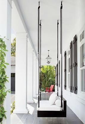 Three Elements of a Perfect Spring Porch with Zillow