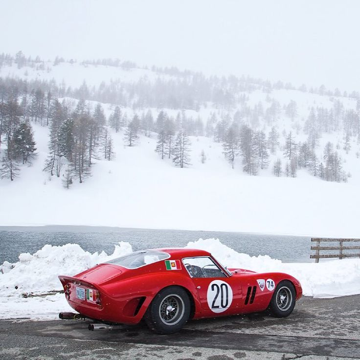 "688 Likes, 5 Comments - Lux Conduct (@luxconduct) on Instagram: ""Have a very merry Christmas everyone! A special Christmas delivery - Ferrari 250 GTO  #luxury…"""