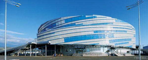 All about the Sochi 2014 venues