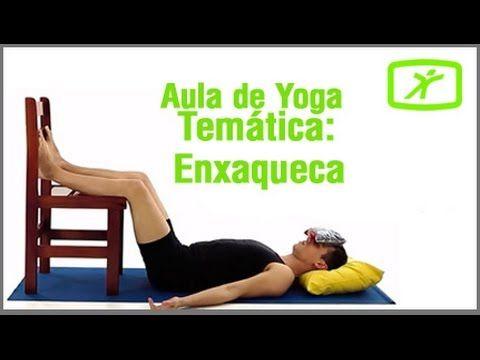 Aula de Yoga para Iniciantes - #15 - Para Eliminar Dores de Cabeça e Insônia…