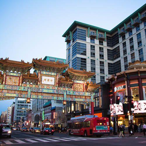 Washington Dc S Chinatown Has Great Restaurants Most Arent