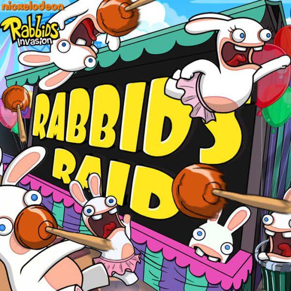 Rabbids: Rabbids Raid