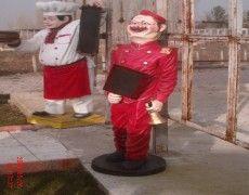 Bellboy Statue