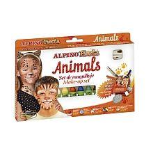 Alpino Fiesta - Set de Maquilhagem Animals