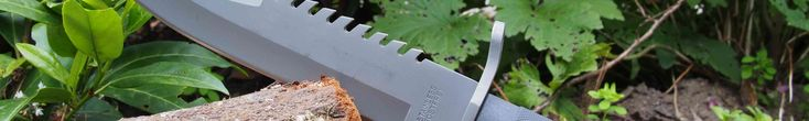 Herbertz Survival-Messer