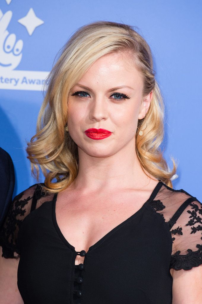 Joanne Clifton arrives for the National Lottery Awards 2016 at The London Studios on September 9, 2016 in London, England.