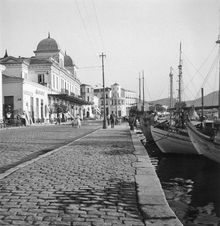 Χαλκίδα, δεκαετία 1960, φωτογράφος Δημήτρης Παπαδήμος.