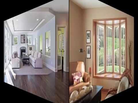 How to make living room remodeling ideas with big window design