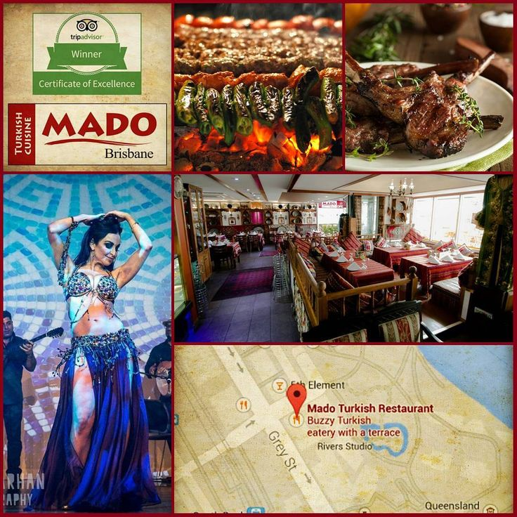 Any Plans for Saturday Night? Nerissa is belly dancing tonight while you enjoy an authentic Turkish meal.  For bookings call us on (07) 3844 7111 or send an email to bookings@madorestaurant.com.au  More info on our website www.madorestaurant.com.au…