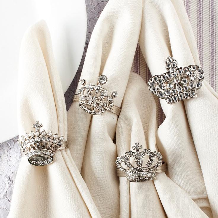 226 best diy napkin rings images on Pinterest