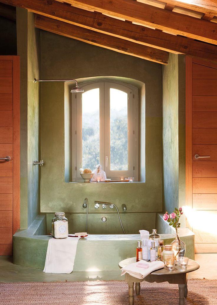 Una masía actualizada: más cómoda y luminosa · ElMueble.com · Casas