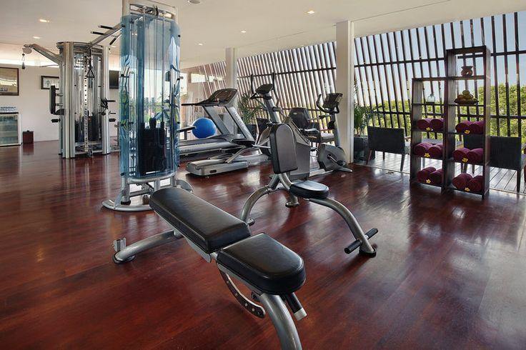 Anantara Seminyak Bali Resort - fitness centre