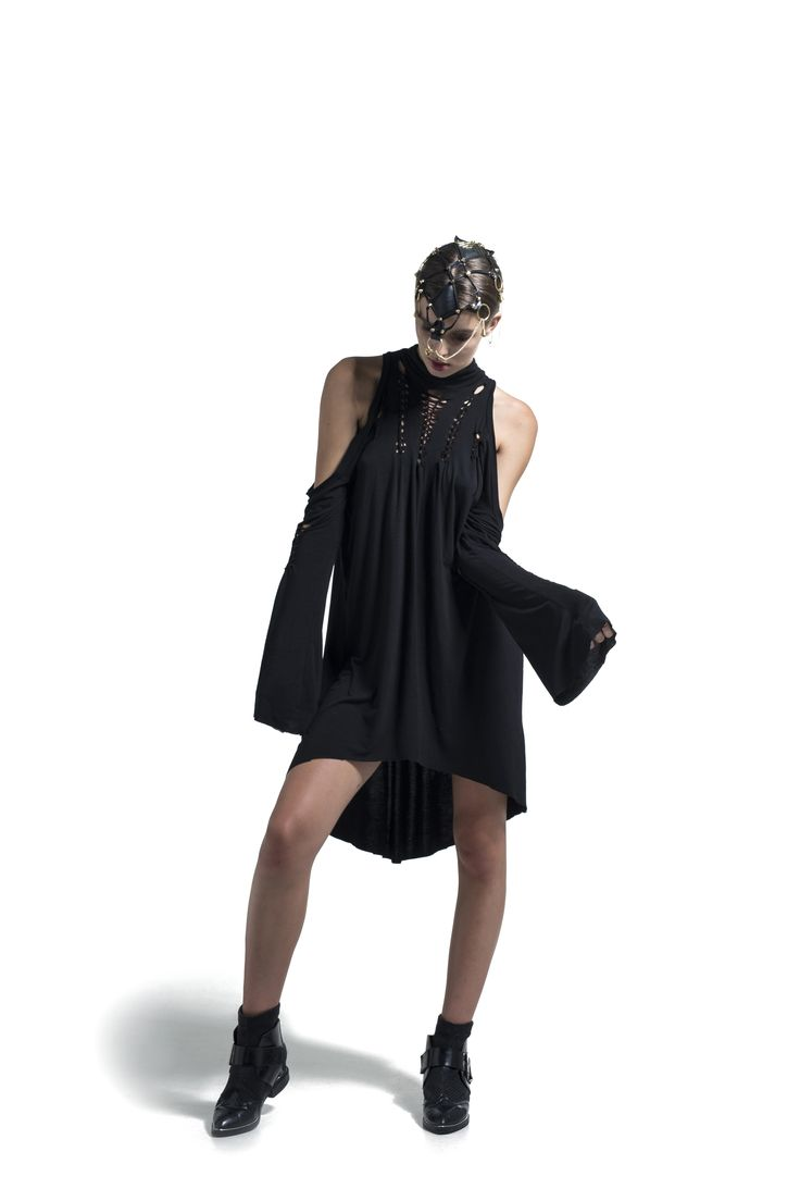 fashion: edyta jermacz luvyoutoo photo: sergiusz pawlak model: alicja g/ uncover models mua: makijazownia agnieszka nowak hair: gosia cisowska/ airhair team #fashion #style #dress