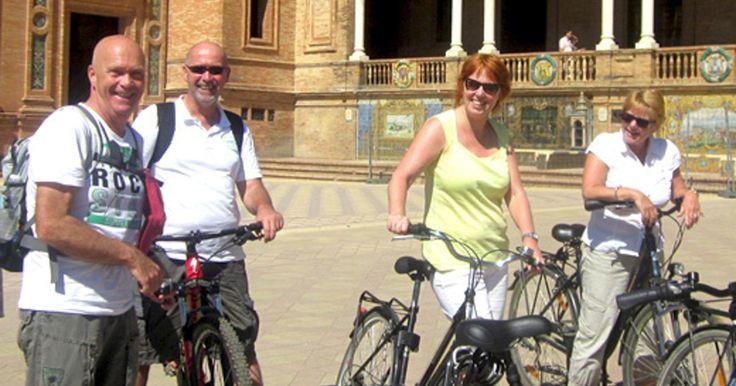De Ontdek Sevilla fietstour op CitySpotters