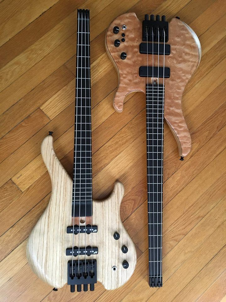 30 scale headless mucks bass guitar guitar bass