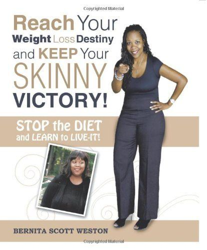 the skinny on weight loss book